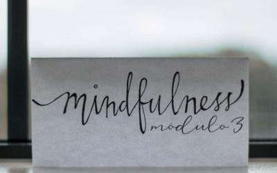 Mindfulness: Módulo 3